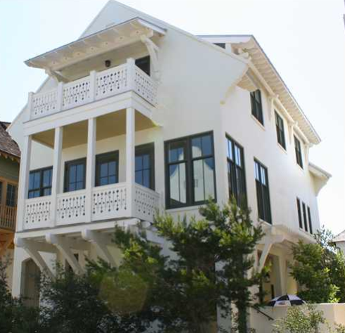 Rosemary Beach White House